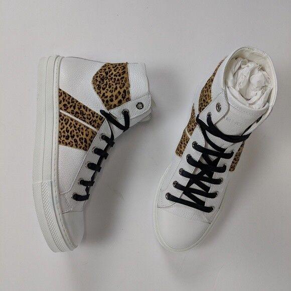 954 Amiri Leopard Sunset shoes EU 38 US 8