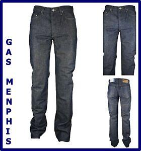 jeans-gas-uomo-elasticizzato-menphis-svasati-a-gamba-dritta-vita-alta-46-w31-w32