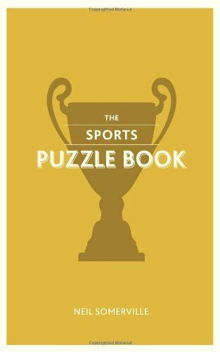 1 of 1 - The Sports Puzzle Book,Neil Somerville