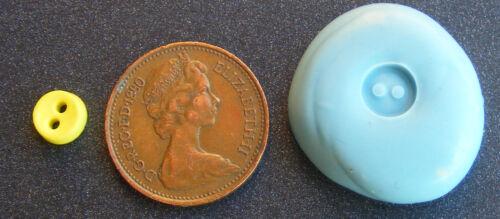 sécurité alimentaire F bijoux Réutilisable 0,6 cm moule silicone bouton sugarcraft la moisissure