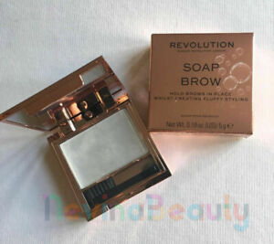 REVOLUTION Makeup SOAP BROW STYLER Defining CLEAR Pomade LAMINATE Boy EYEBROWS
