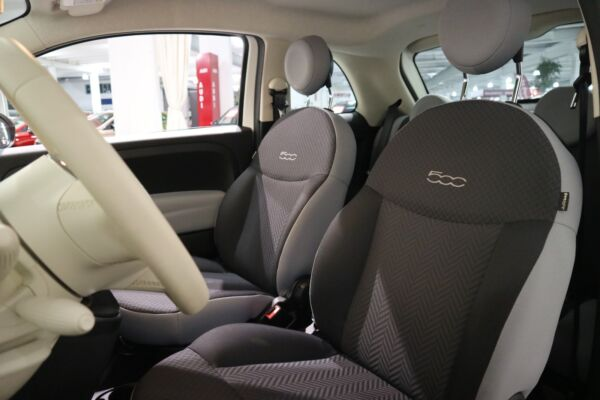 Fiat 500 1,2 Pop - billede 4