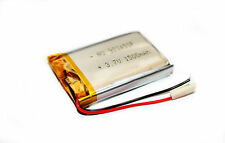 3,7v - 1500mAh Lipo Akku- Lithium-Ion Polymer Battery