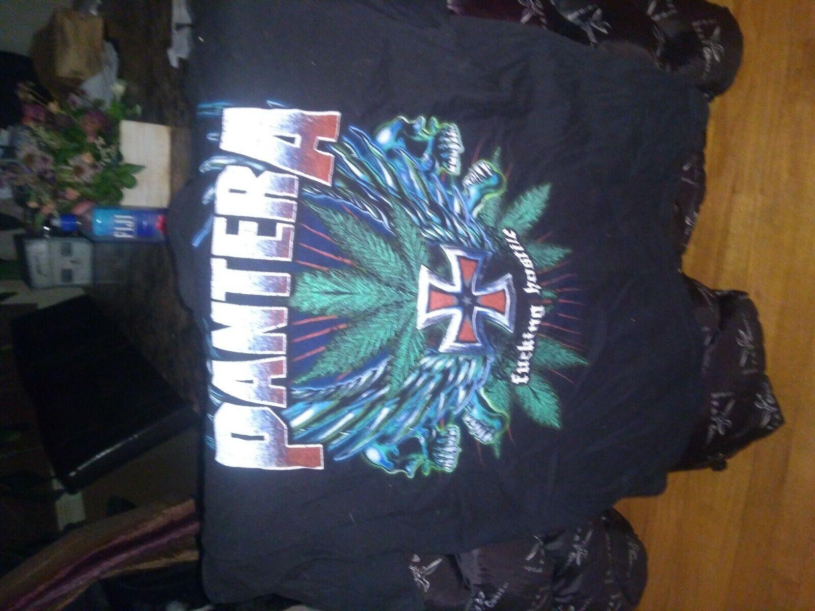 Metal t shirt Pantera size 2x