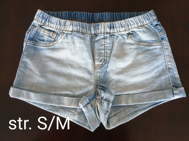 Shorts, Pieces, str. 36,  Denim,  Ubrugt, Str. S/M  Se også…