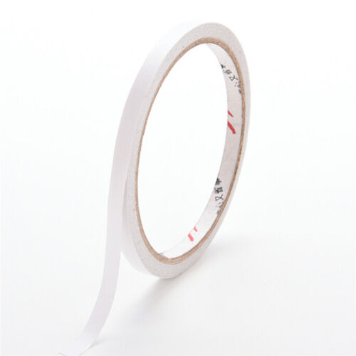 1//10 Rolls Double Sided Faced Super Strong Adhesive Tape For Office Supplies