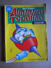 Almanacco Topolino - Albi d'oro n°6 1963  [G369] - buono