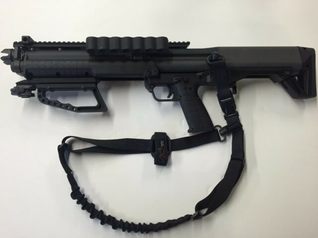 For Kel-Tec KSG : Q.D. Single Point Sling Attachment with Sling - by Hi-Tech