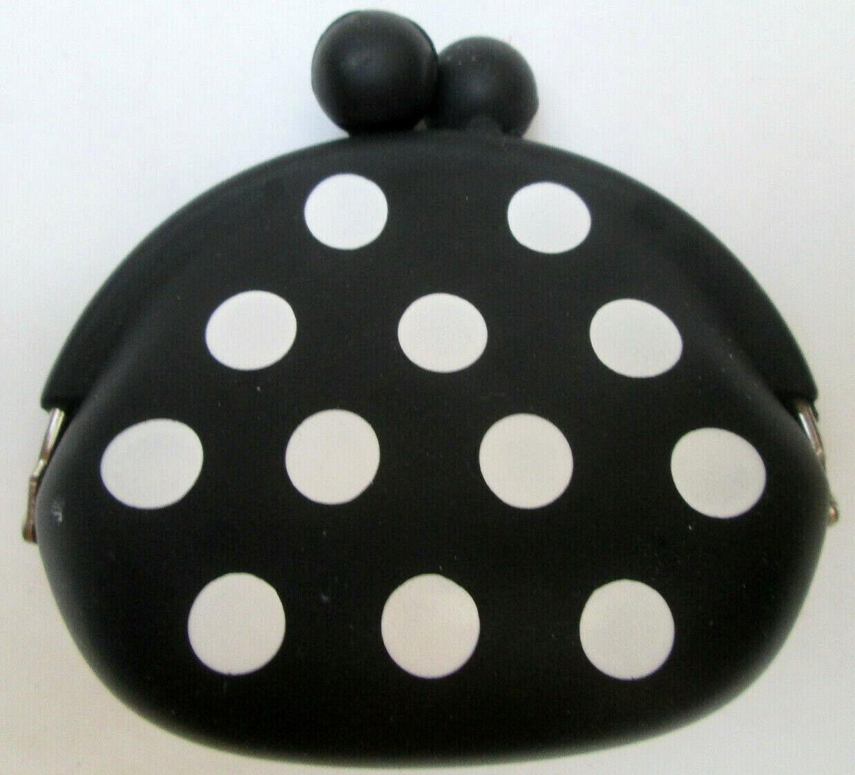 - purses clipsé tbeg rubber vintage
