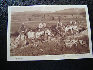 France-Postcard-Infantry-Aux-Construction-Of-Countryside-cy65-French