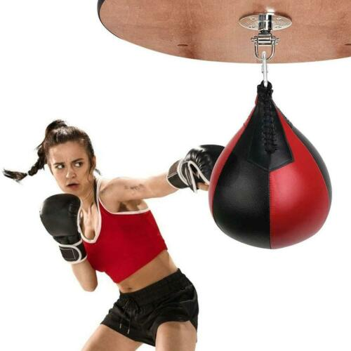 Hanging Boxing Speed Bag Punching Ball for Gym MMA Training Boxing 0050