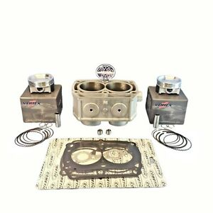 Grand-Alesage-2mm-Sur-Cylindre-Kit-2011-2014-Polaris-800-Rzr-Sportsman-Ranger