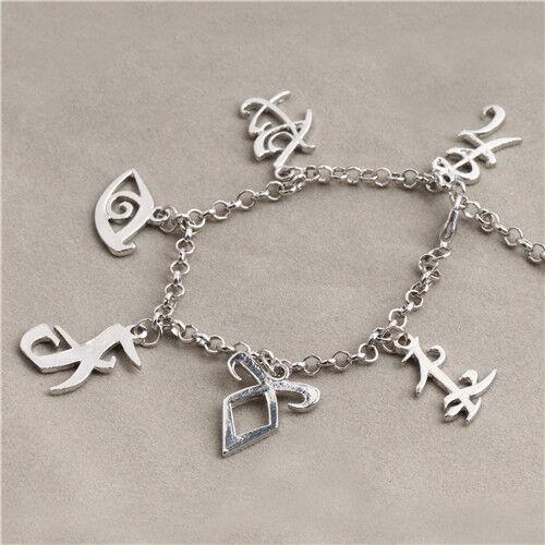 The Mortal Instruments City of Bones Angelic Power Rune Bracelet