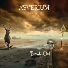 Aeverium: Break Out - CD