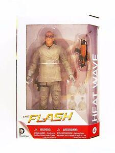 Flash TV Series Heat Wave Action Figure DC DIRECT