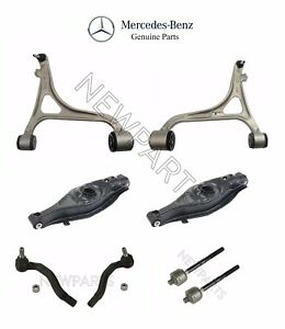 Mercedes W203 C320 CDI Front Control Arms Ball Joints SUSPENSION Kit 2005 06 07