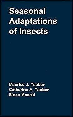 Seasonal Adaptations of Insects by Tauber, Catherine A.