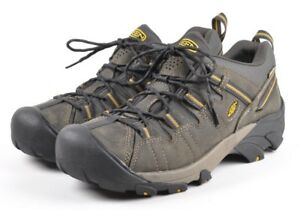 ee906fd5017 Details about Keen Targhee II Raven Tawny Olive Waterproof Nubuck Hiking  Shoes, Men's US 11