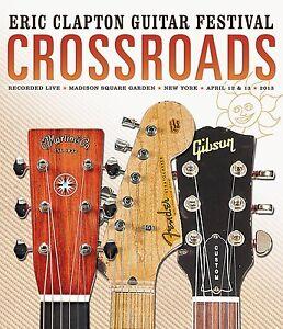 Eric-Clapton-Crossroads-Guitar-Festival-2013-Various-Artists-2-CD-NEW