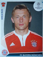 Panini 19 Ivica Olic Bayern München UEFA CL 2009/10