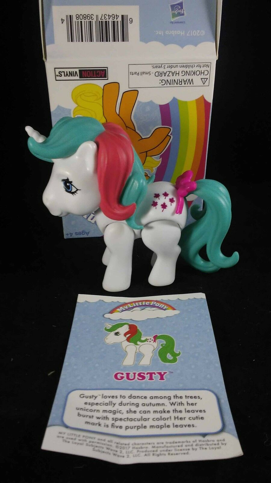 The Loyal Subjects My Little Pony Gusty 1/48 Chase