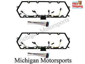 Ford 6 0 Injector Pump further Chevy Equinox Pcv Valve Location as well 7 3 Valve Cover Gasket Harness moreover 6 Duramax Firing Order Diagram furthermore 7 3 Fuel Filter Drain. on 6 0 powerstroke injector wiring diagram