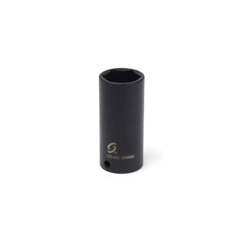 toolman525 Sunex 3/8 IMPACT DEEP Sockets SAE METRIC 6pt Standard MM NEW Tools You Pick