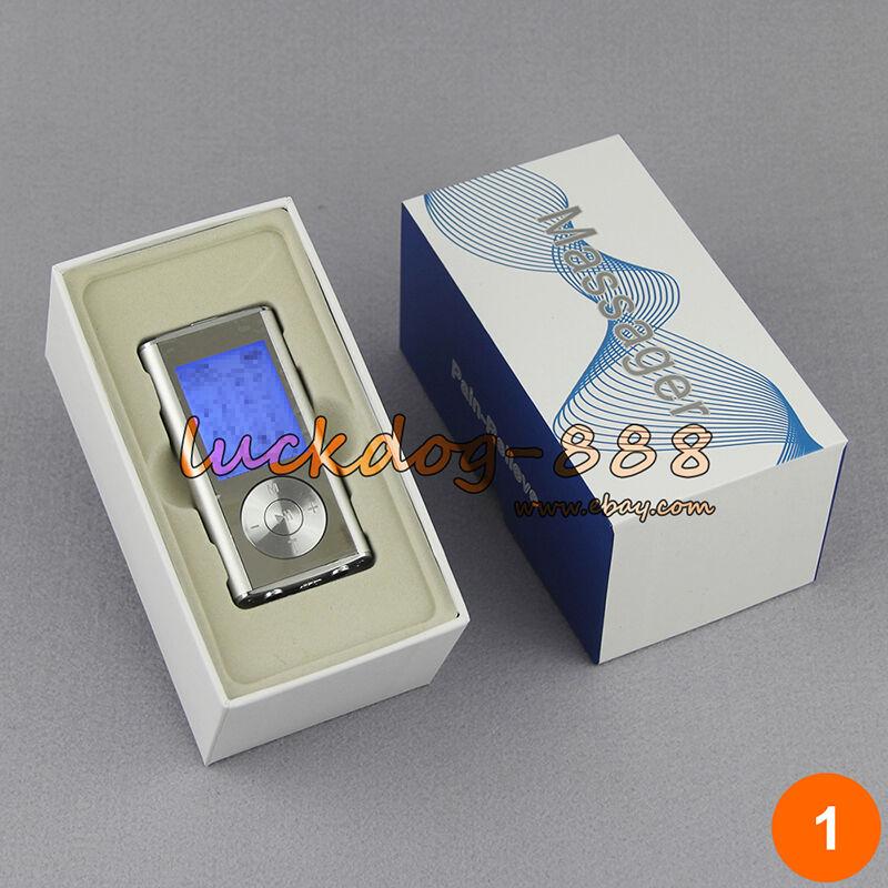 Rechargeable 8 Mode Tens Unit Mini Electronic Digital Pulse Massager