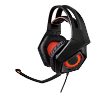 Asus Rog Strix Wireless Gaming Headset Computer Components 7.1 Sound Gear