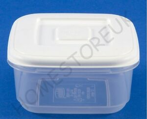 WHITEFURZE-SQUARE-PLASTIC-FOOD-TUB-STORER-STORAGE-CONTAINER-CAKE-LUNCH-BOX