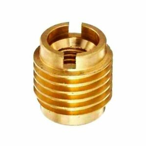 Brass Top Hat Finial For Tap Handle-Draft Beer Kegerator Faucet Replacement Part