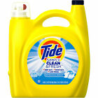 Tide Simply Clean & Fresh HE Liquid Laundry Detergent 89 loads, 138 oz Wash Soap
