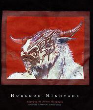 Magic the Gathering WOTC Hurloon Minotaur T-Shirt New from 1994