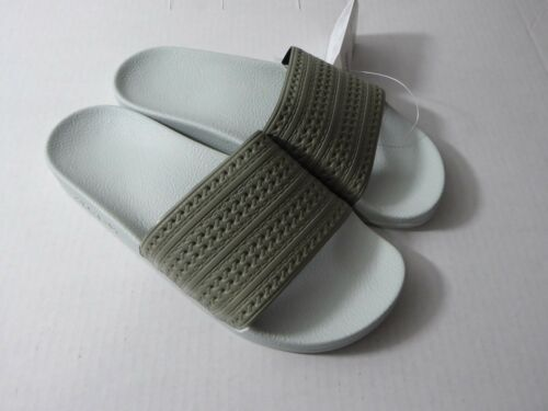 NEW- MEN/'S ADIDAS ADILETTE SANDALS ASSORTED SIZES COLORS /& STYLES $45.00
