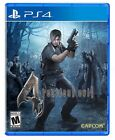 resident Evil 4 Sony PlayStation 4 Retail Disc Ps4 neu OVP