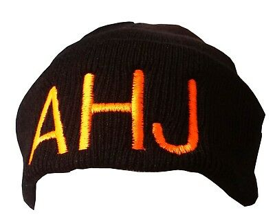 327161bda0aa6 PERSONALIZED NAME CUSTOM BEANIE PILL HAT CHEF HIGH QUALITY ALL SIZES BEST  GIFT!