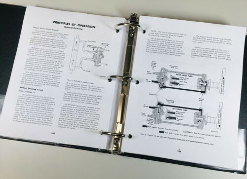 FARMALL INTERNATIONAL 1256 TRACTOR SERVICE MANUAL REPAIR TECHNICAL BOOK OVERHAUL