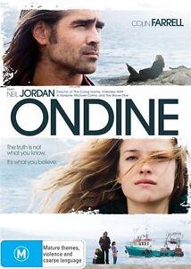 Ondine-DVD-2011-Region-4-Rare