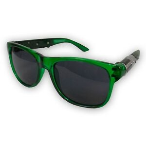 Star Wars Green Light Up Lightsaber Licensed Youth Sunglasses Age 4 And Up
