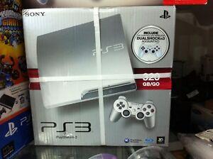 Playstation-3-Slim-Silver-320gb-2-Controller-PS3-nuova-se-RITIRi-IN-NEG-475-00
