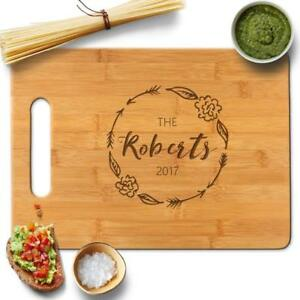 Engraved Wooden Chopping Boards