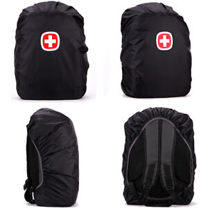 Black SwissGear Waterproof 30L to 45L Backpack Rain Cover Water ...