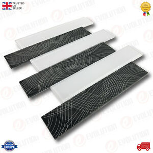 30x30-cm-INTERLOCKING-GLASS-WALL-TILE-SILVER-amp-BLACK-WITH-WAVE-DETAILS