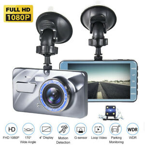 4-039-039-1080P-Dual-Lens-Car-DVR-Dash-Cam-Video-Recorder-Front-and-Rear-Camera-LCD-UK