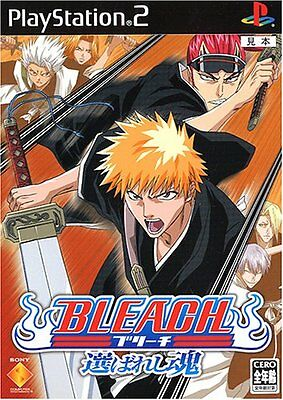 Used PS2 Bleach: Selected Soul Japan Import