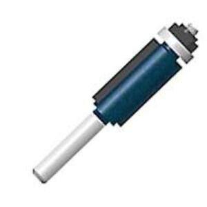 Bosch-Hartmetallspitze-3-8-x-1-Flush-Trim-mit-Kugellager-doppelte-Floete-1-4-Schaft