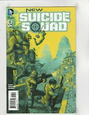 Suicide Squad 1 a DC 2014 Nm- 1st Print 52 Deathstroke Harley Quinn Deadshot