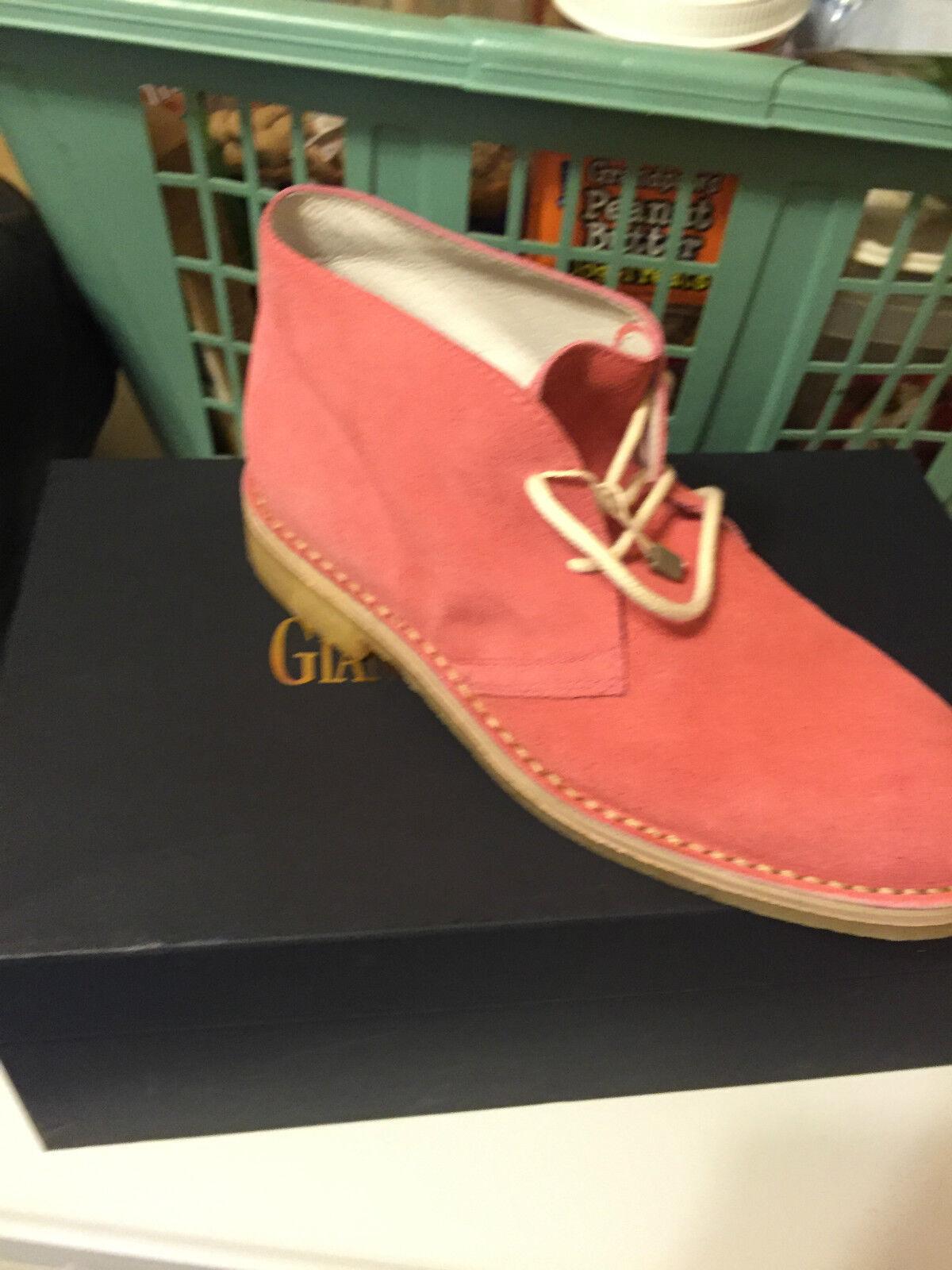 GIANFRANCO LATTANZI CREAZIONI pink clark rosa sz 38 new in box
