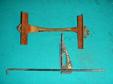 BATTERY HOLD DOWN BRACKET 1982 82 TOYOTA COROLLA TERCEL SR5