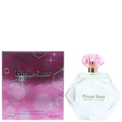 Britney Spears Private Show Eau de Parfum 100ml Spray Women's - NEW. EDP For Her